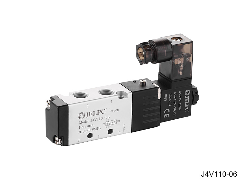 Low Power Consumption Solenoid Valve