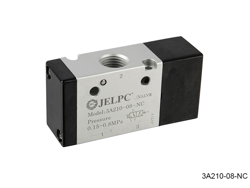DC Air Pilot Valves