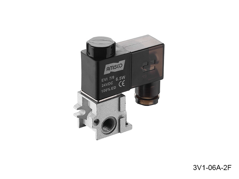 3V1 Series Direct Acting Solenoid Valve