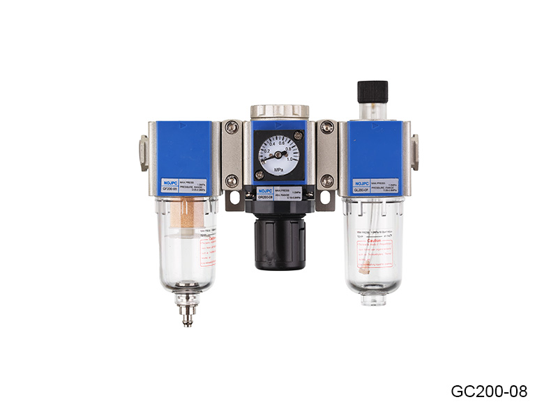 GC Series Air Source Treatment