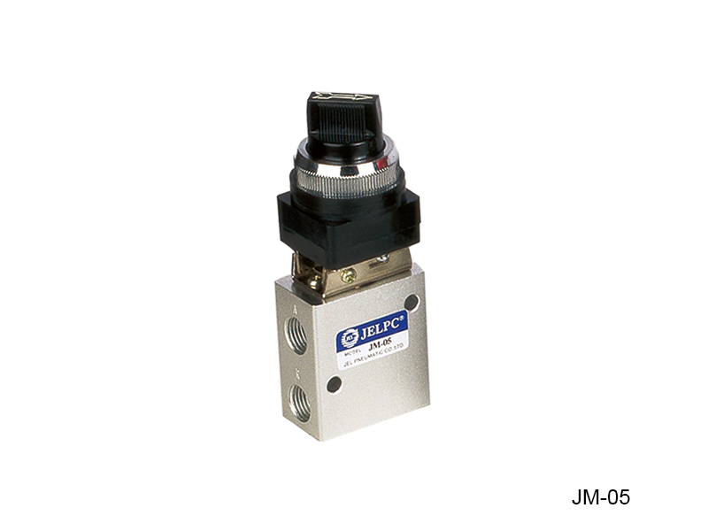 3/2 way JM Series Mechanical Valve