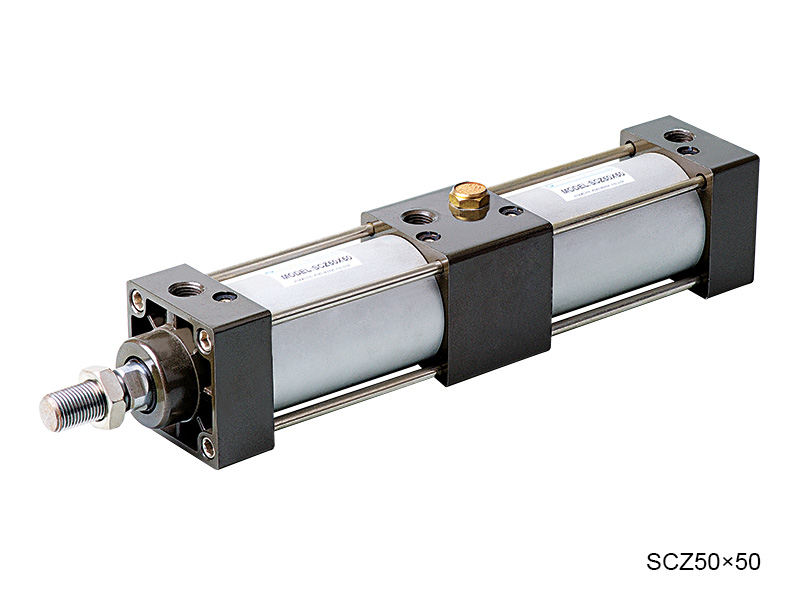SCT Series Muti-position Cylinder
