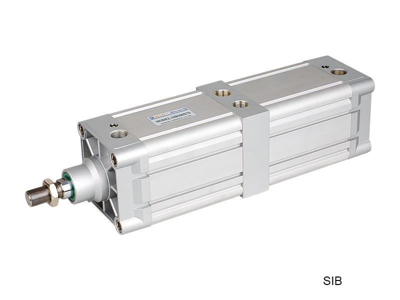 Easy To Install SIB Series Booster Cylinder