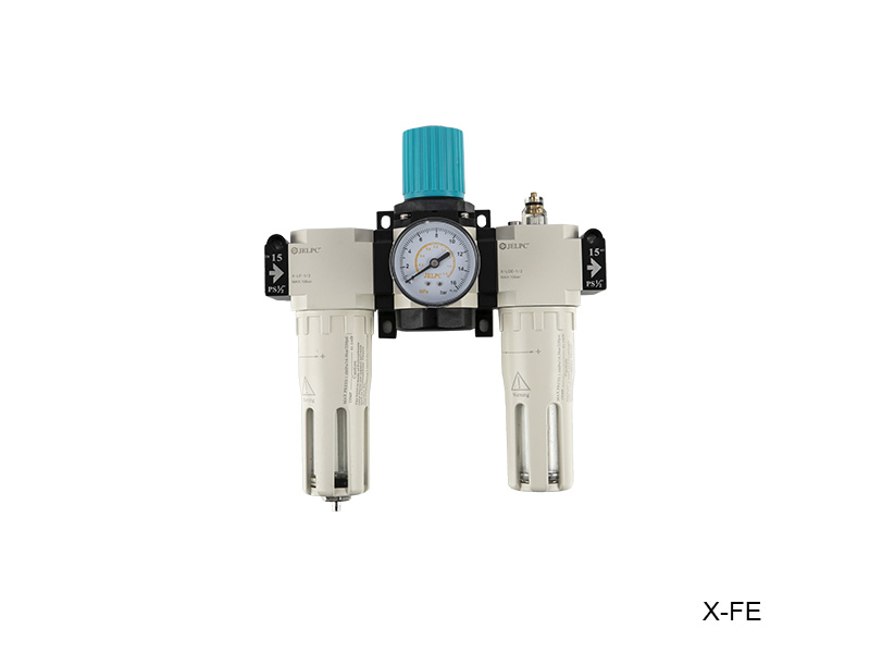 X-FE Series With Pressure Gauge